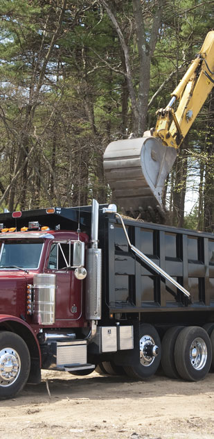 Dirt Dudes Excavating Inc hauling services